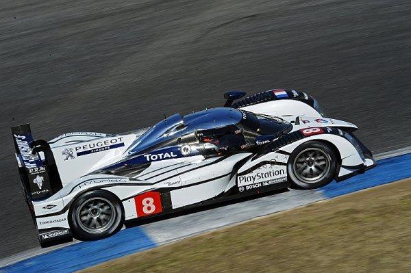 Peugeot se vrací do vytrvalostního šampionátu