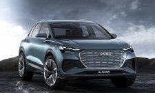 Koncept Audi Q4 e-tron