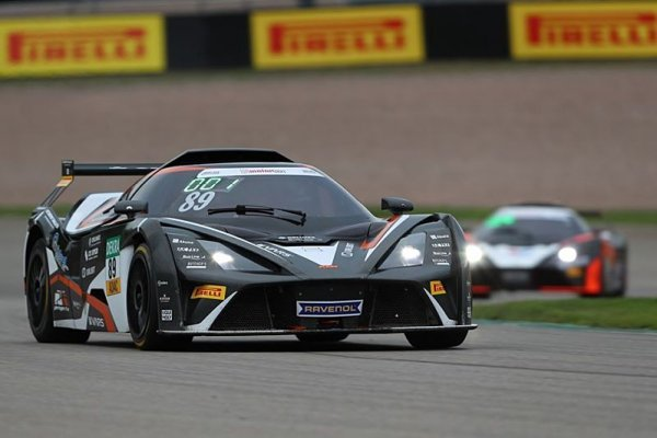 ADAC GT4 Germany letos s českou účastí