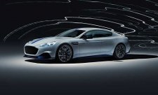 Poslední Aston Martin Rapide bude elektrický