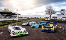 První Porsche 917 se znovu rozjelo