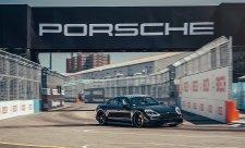 Porsche Taycan cestuje kolem světa