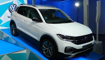 Volkswagen T-Cross do prodeje