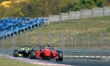 Ve F3 se stal šampionem ESET V4 Cupu Beckhäuser