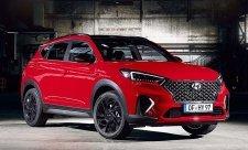 Hyundai Tucson je prvním SUV ve výbavě N Line