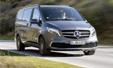 Mercedes-Benz třídy V byl modernizován