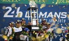 Toyotě znovu patřilo 24 hodin v Le Mansu