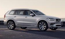 Volvo XC90 v nové podobě