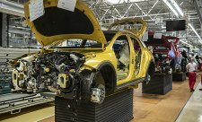 V Žilině spustili produkci crossoveru Kia XCeed