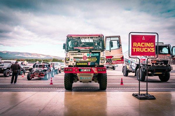 Šoltys má na Dakaru na první desítku