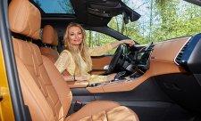 Borhyová se stala ambasadorkou značky DS