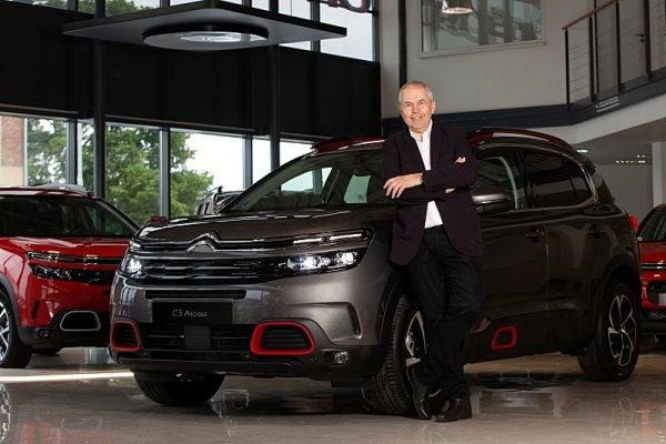 Český Citroën dále spolupracuje s Ebenem