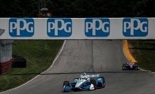 IndyCar nahradila závody na západním pobřeží