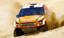 Prokop jede Dakar s novým navigátorem