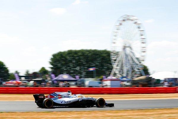 Silverstone má ve smlouvě klauzuli o Londýně