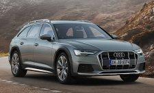 Nové Audi A6 allroad quattro