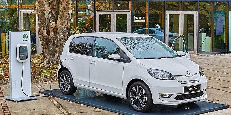 Škoda Citigoe iV zahajuje novou éru