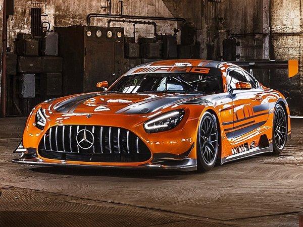 Mercedes-AMG GT3 třetí generace