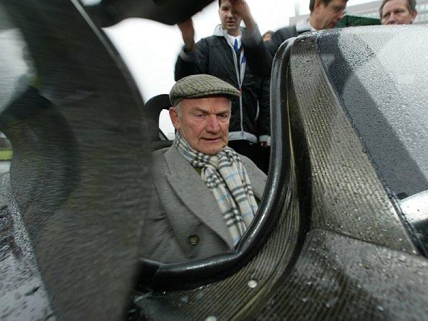 Zemřel bývalý šéf VW Ferdinand Piëch