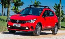 Fiat Argo Trekking jen pro Brazílii