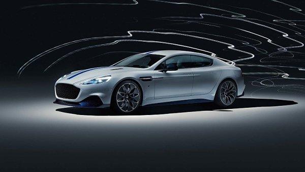 Aston Martin uvolnil další informace o Rapide E