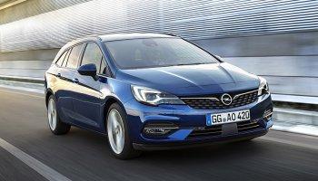 Oživení pro Opel Astra
