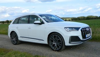 Modernizované Audi Q7