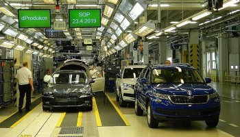 Úspěšný rok autoprůmyslu