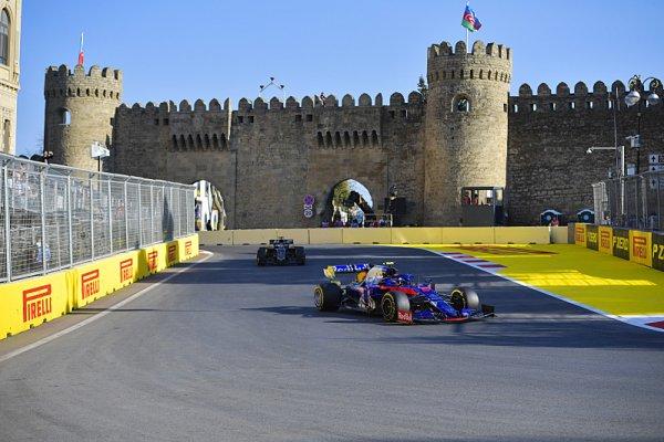 K vítězství v Baku stačila jen jedna zastávka
