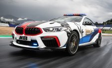 Nový Safety car pro MotoGP
