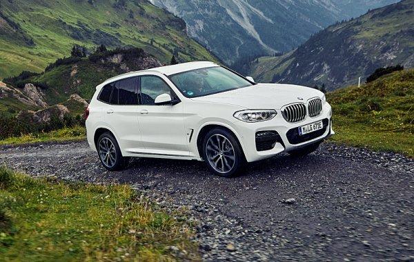 BMW X3 přichází jako plug-in hybrid