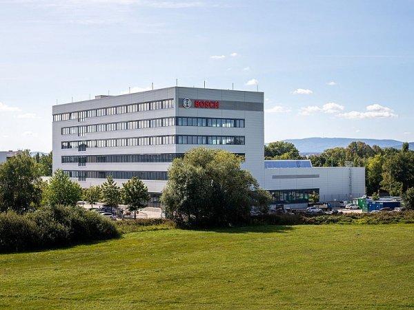 Nové vývojové a technologické centrum Bosch