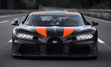 Bugatti překonalo hranici 300 mph