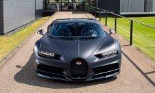 Jubilejní Bugatti Chiron Sport