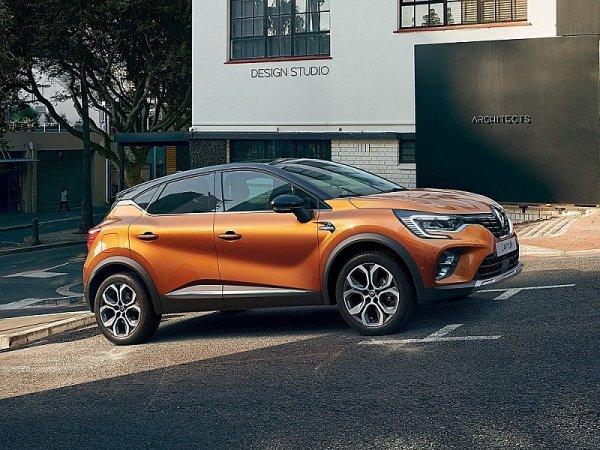 Renault Captur narostl, ale nezměnil se