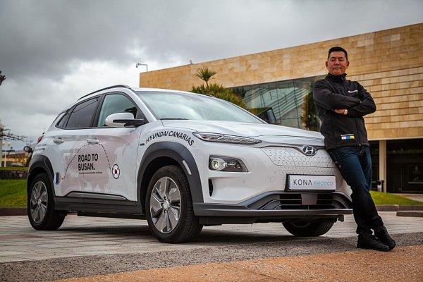 Elektromobil Hyundai Kona Electric objede půl světa