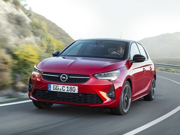 Nový Opel Corsa s klasickým pohonem