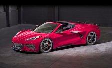 Konec čekání - nová Corvette je tu