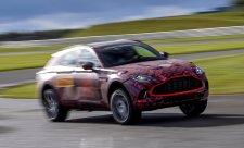První Aston Martin do terénu