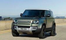 Nový Land Rover Defender se konečně představil