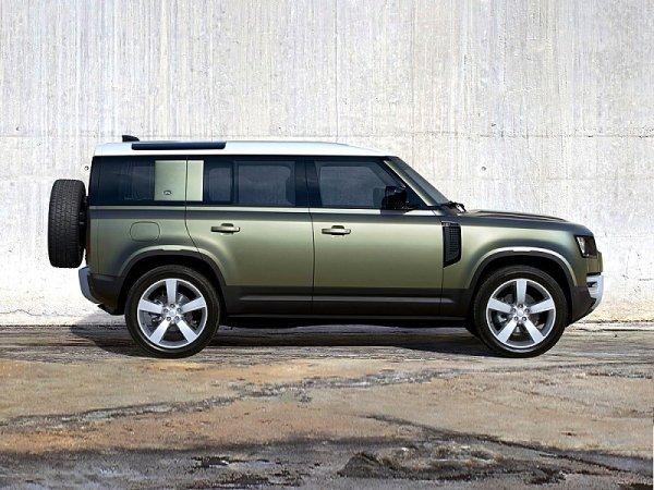 Land Rover Defender v prodeji