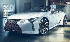 V Goodwoodu se ukáže produkční Lexus LC bez střechy