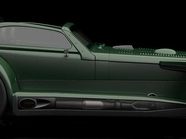 Donkervoort D8 GTO JD70 dosáhne v zatáčce 2 g