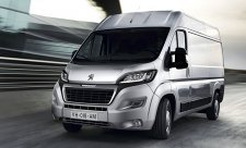 Peugeot Boxer dostává nový motor