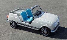 Retro kabriolet s elektrickým pohonem