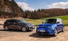Kia spouští předprodej nových elektromobilů