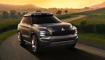 Asijská premiéra konceptu Mitsubishi e-Yi