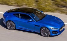 Jaguar F-Type pro modelový rok 2021