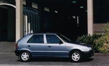 Před 25 lety se začala prodávat Škoda Felicia