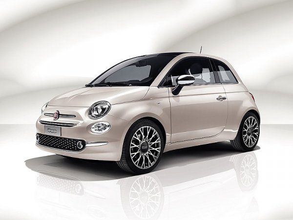 Styl a elegance pro Fiat 500